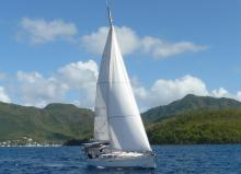 Dufour 40 Performance : Navigating